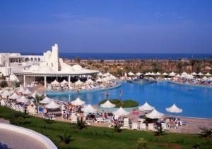 Hotel in Tunesien