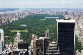 Der Central Park in New York