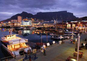 Hafen von Kapstadt