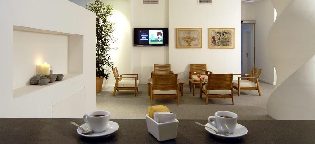 Das Hotel della Baia