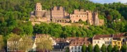 Hotels in Heidelberg und Hinterthal