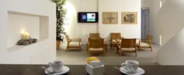 Das schöne Hotel della Baia auf Ischia