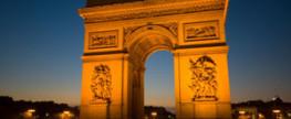 Romantische Hotels in Paris